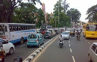 Mahatma Gandhi Road (Thiruvananthapuram)