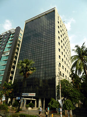 Bashirul Haq - Image: MIDAS Tower