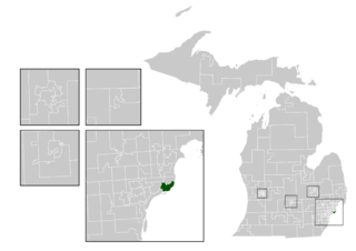 Michigans 2nd House of Representatives district
