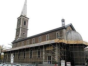 Maaseik - Image: Maaseik Sint Catharinakerk