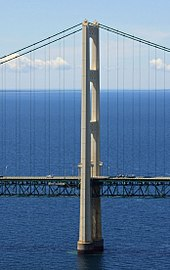 Mackinac Bridge - Wikipedia