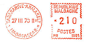 Madagascar stamp type B7.jpg