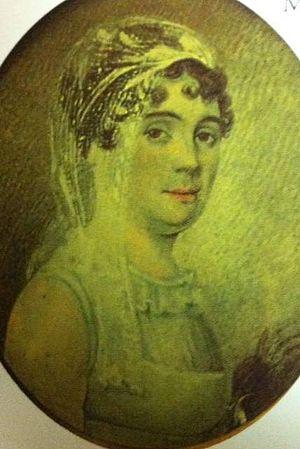 Duke of Kent House, Quebec - Madame de Saint-Laurent- Mistress of Prince Edward