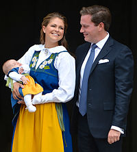 Madeleine of Sweden & Christopher O'Neill-6.jpg