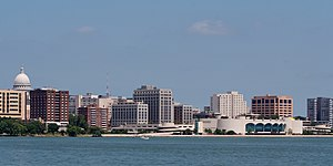 Madison, Wisconsin view from Lake Monona.jpg