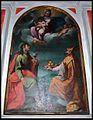 Madonna col Bambino e i Santi Giovanni Evangelista e Nicola di Bari - San Giovanni a Cerreto.JPG