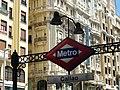 Madrid - Metro - Estación de Callao (7189979096).jpg