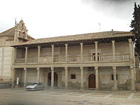 Madrigal de las Altas Torres Hospital Purisima Concepcion 02.jpg