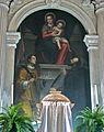 """Maganza, """"Madonna con il Bambino, sant'Anastasio e san Vincenzo con il modello della città di Vicenza"""", 1613.jpg"""