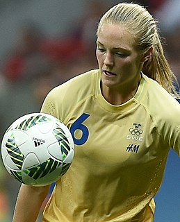 Magdalena Eriksson association football player