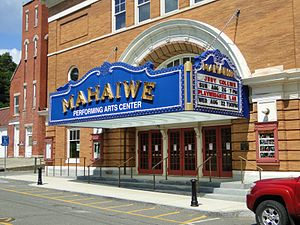 Great Barrington, Massachusetts - The Mahaiwe Theater