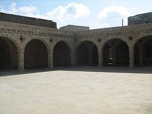 Mahmoudiya Mosque - Courtyard of the mosque