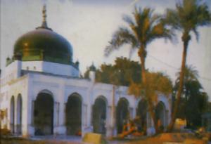 Saleh Muhammad Safoori - The mausoleum of Saleh Muhammad Safoori