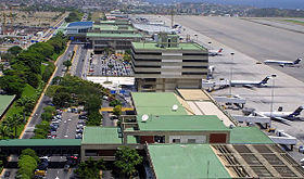 Aéroport international Simón Bolívar à Maiquetía