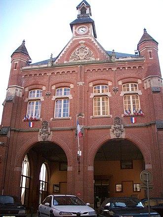 Auterive, Haute-Garonne - Town hall