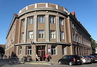 Vanalinn - Image: Majandusministeerium 2009