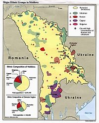Image result for transnistria ethnic map