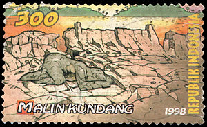 the legend of malin kundang essay In indonesia, the story is called malin kundang, and the legend is based in west sumatra air manis, a beach near padang, has a rock formation called batu malin.
