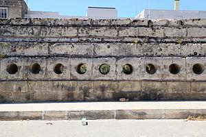 Natale Masuccio - The Wignacourt Aqueduct in Malta