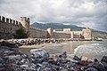 Mamure Castle walls.jpg