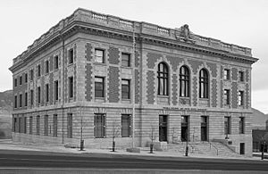 Silver Bow County, Montana - Image: Mansfield Fed Courthouse