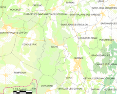 Map commune FR insee code 30311.png