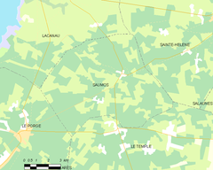 Map commune FR insee code 33503.png