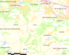Map commune FR insee code 38172.png