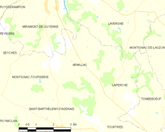 Map commune FR insee code 47014.png
