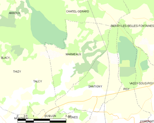 Map commune FR insee code 89244.png