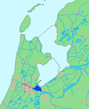 IJmeer -  Map