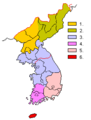 Map of Korean dialects.png