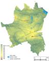 Mapa ogólnogeograficzna Katowic.png