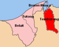 Mappa distretto di Temburong.PNG