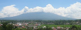 Mount Marapi - Marapi in 2005