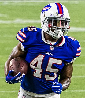 Marcus Murphy American football running back and return specialist