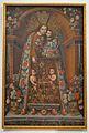 Mare de Déu dels Desemparats, llenç de clavari, Jeroni Jacint Espinosa, museu Marià de València.JPG