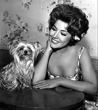 Surfside 6 - Margarita Sierra as Cha Cha (1961)
