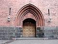 Mariakirken Copenhagen entrance.jpg