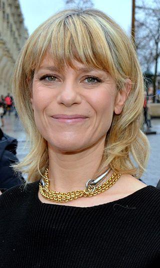 Marina Foïs au déjeuner des nommés des César du cinéma.Marina Foïs au déjeuner des nommés des César du cinéma.   Photo : Wikimedia