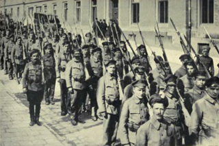 Revolutions and interventions in Hungary (1918–1920)