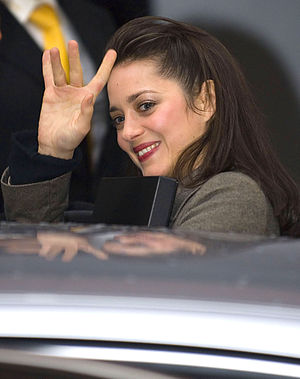 Marion Cotillard - Cotillard at a press conference for La Vie en Rose in February 2007