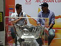 Mark Milligan and Andy Harper behind AFC Asian Cup.jpg