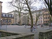 Markgrafen-Gymnasium Durlach.JPG