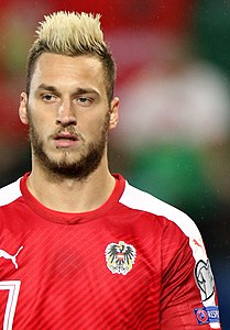 Marko Arnautović playing for Austria vs Wales 02 (cropped).jpg
