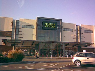 Westwood Cross - Marks and Spencer, Westwood Cross (2008)