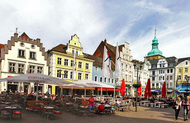 Markt Recklinghausen