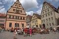 Marktplatz, Rothenburg - geo-en.hlipp.de - 13132.jpg