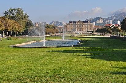 Comment aller à Parc Borély en transport en commun - A propos de cet endroit