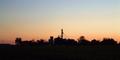 Marshfield, Indiana at dusk.png
